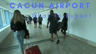 Cancun Airport What To Expect