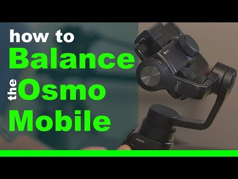 The BEST Way to get rid of jittery video on the DJI Osmo Mobile!