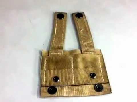 MOLLE II Alice Clip Adapter