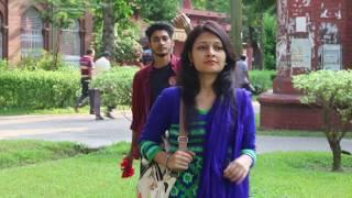 ক্যাম্পাসের দিনগুলি - A Shortfilm by Dhaka University Statistics Department 64th batch