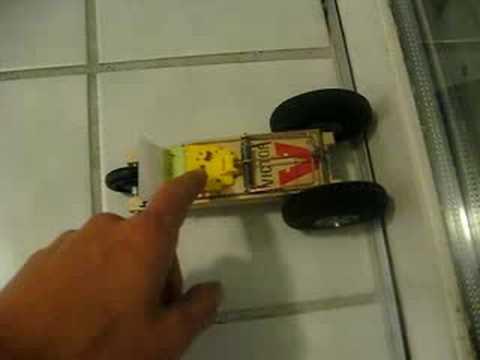 My Mousetrap Car
