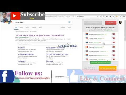 how to change or  hide ip address with free ip changer no need any software