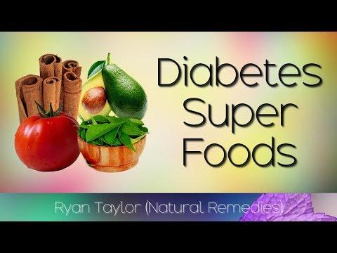 Top Super Foods: for Diabetes Control (& Natural Remedies)