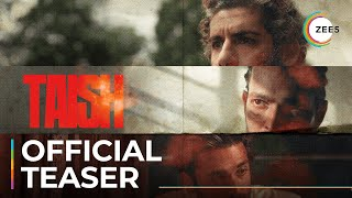 Taish | Official Teaser | A ZEE5 Original Series & Film | Premieres October 29 On ZEE5