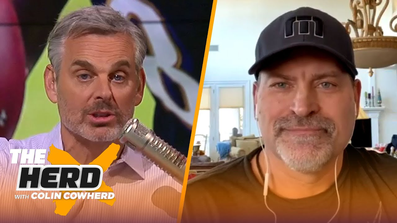 Mark Schlereth on Taysom Hill & Saints' success, Chiefs offense, Tom Brady & Arians | NFL | THE HERD