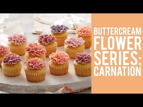 Buttercream Flowers: The Carnation