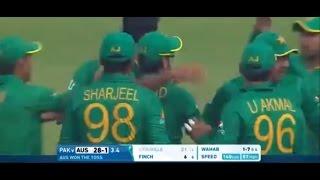 Pakistan vs Australia T20 World Cup 2016 Highlights