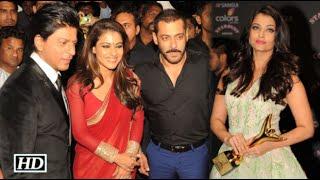 Salman Khan - Aishwarya Rai | SRK - Kajol | Big B & More @ Stardust Awards 2016