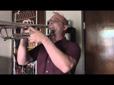 Developing Upper Register on Trumpet - Two Simple Exercises