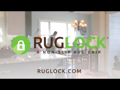 RugLock | A Permanent Solution To Stop Rugs From Slipping