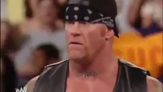undertaker tells it like it is.... don