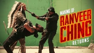 Ranveer Ching Returns | Behind The Scenes