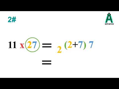 How to Quickly Multiply Any Number by 11