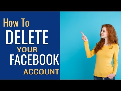 How To Delete Your Facebook Account Permanently - Step By Step