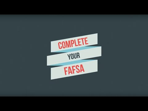 How to Fund Your Education – Completing the FAFSA