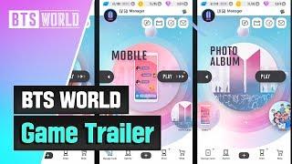 Download [BTS WORLD] Game Trailer Video