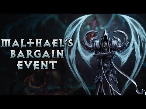 Malthael's Bargain - Diablo & HotS Crossover Event!