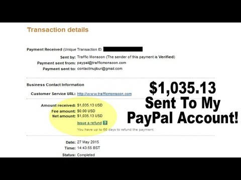 HOW TO GET $1000 PAYPAL CASH FREE.!!!!!