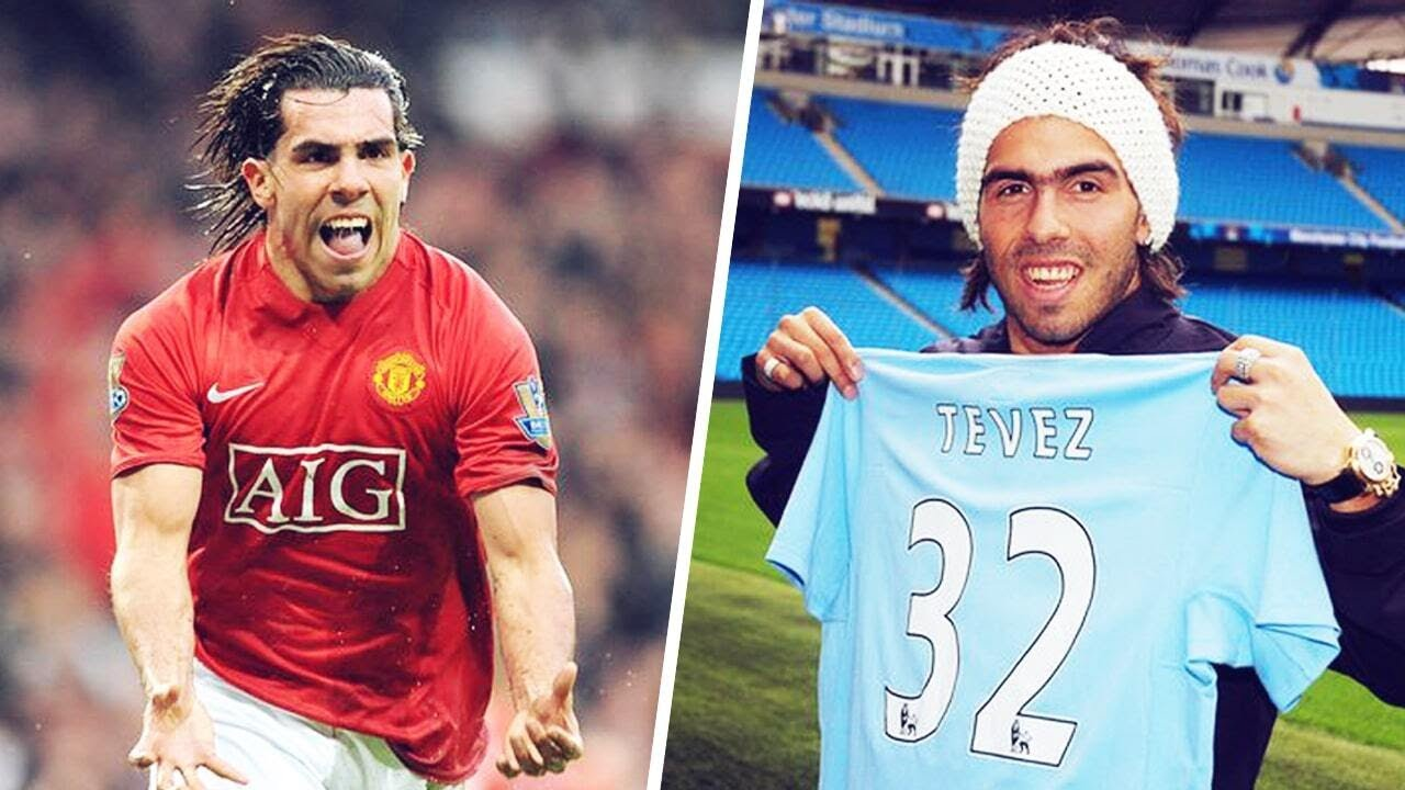 """10 """"traitors"""" who signed for rival clubs 
