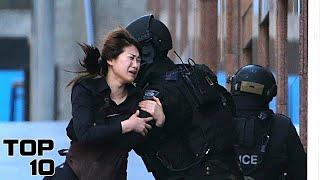 Top 10 INSANE Hostage Escape Stories