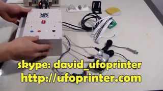 Modify Instruction Tutorial - Part 3/11 - DIY DTG Epson