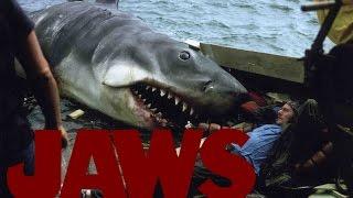 Jaws Modern Trailer 2016