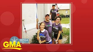 Vote for Disney and Points of Light Volunteer Family of the Year l GMA