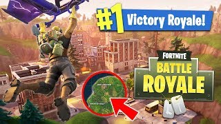 NEW FORTNITE MAP UPDATE!! (Fortnite Battle Royale)