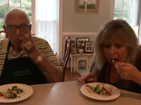 My Father-in-Law's First Cooking Lesson in 99 Years