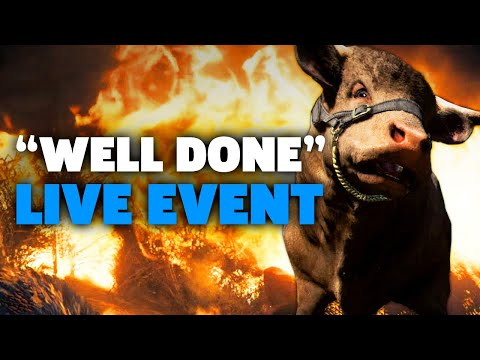 Far Cry 5 - Best Practices For Burning Animals In The Well Done Live Event