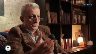 """""""დოსტოევსკი და სიღრმის ფსიქოლოგია"""" - ფსიქიატრი რეზო კორინთელი (სალონური საუბრები)"""