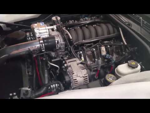 Will it Fire Up? 1st Start Up Big Cam, Heads, Boosted C6 Corvette Build, Part 46