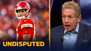 Skip & Shannon react to Mahomes being ranked behind Lamar Jackson & Russell Wilson   UNDISPUTED