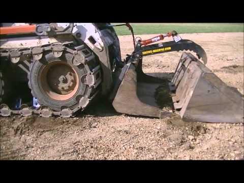 018 RSW Homemade Grapple Bucket and Dump Trailer