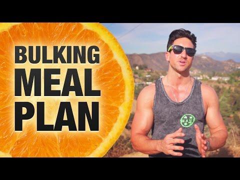 Bulking Meal Plan: Carb Backloading & Diet Tips For Getting Huge
