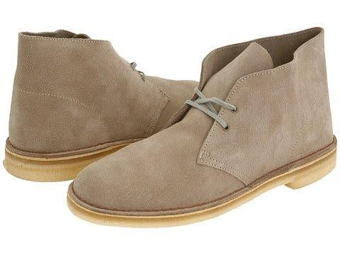 Clarks Desert Boots - Inexpensive Chukkas