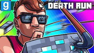 Gmod Death Run Funny Moments - Beating M Rated Minecraft! (Garry's Mod)