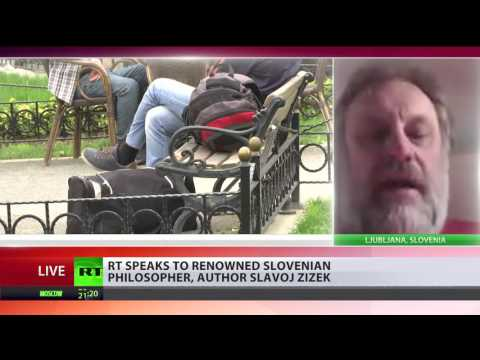 'New 'Axis of Evil' is growing in the Middle East' – Slavoj Zizek