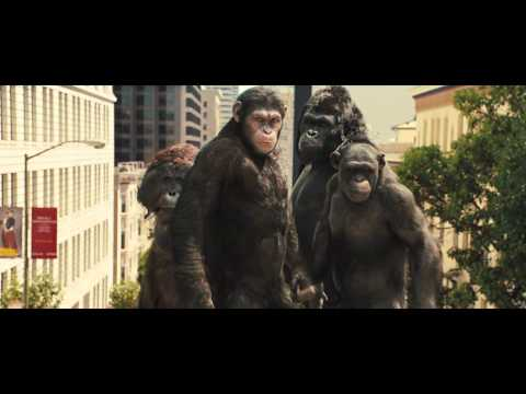 RISE OF THE PLANET OF THE APES X-Factor TV Ad. On Blu-ray and DVD NOW.