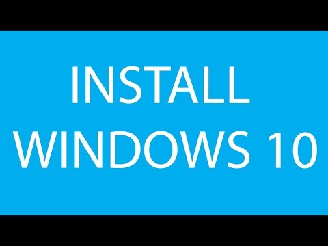 HP Laptop : how to install windows in new DOS based os || 2016