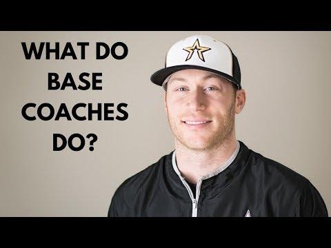 What Do Base Coaches Do?