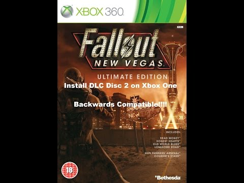 How to Install Fallout New Vegas Ultimate DLC Disc 2 on Xbox One