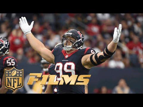 J.J. Watt Suggests Saints Find a New Right Tackle | Saints vs. Texans (Week 12)