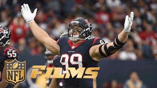 Jj Watt Suggests Saints Find A New Right Tackle Saints Vs Texans Week