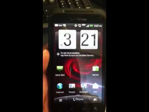 Verizon HTC Incredible 2 with free data | Best cell phone plans