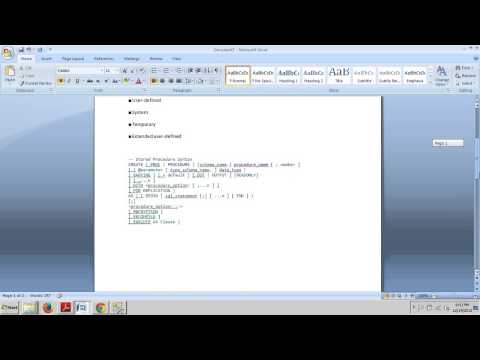 SQL Server tutorial 62: Creating Stored Procedures.