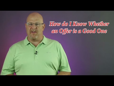 How do I Know Whether an Offer is a Good One - Entertainment Law Asked & Answered