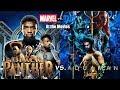 Aquaman Vs Black Panther Marvel Vs DC At The Movies