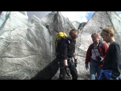 Blue Ice Experience Glacier Walk in Skaftafell