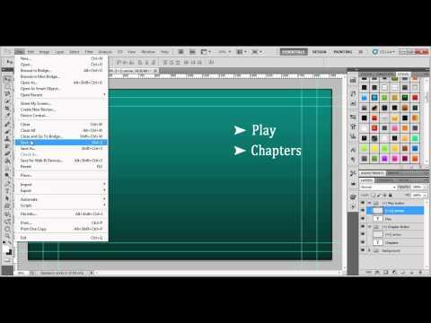 Adobe Encore Tutorial: Button Highlights